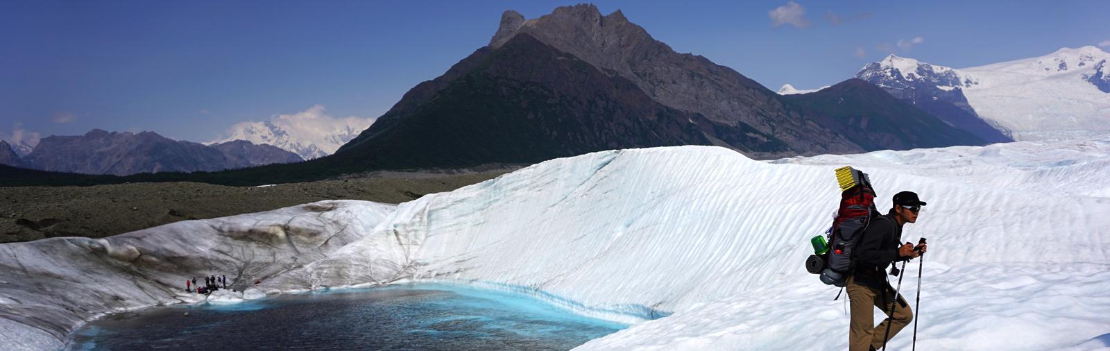 Alaska Backpacking Trip Donoho Lakes Glacier Hiking Trek Guided Alaska Hiking And Backpacking Adventures