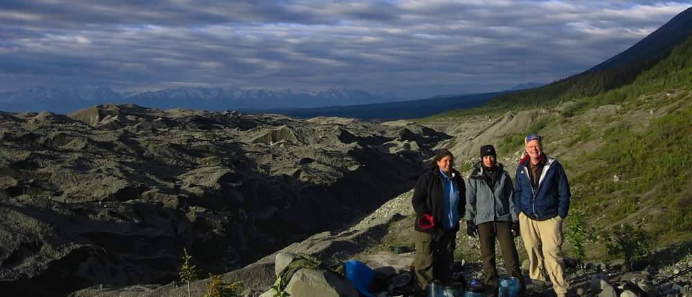 Donoho Glacier Trek