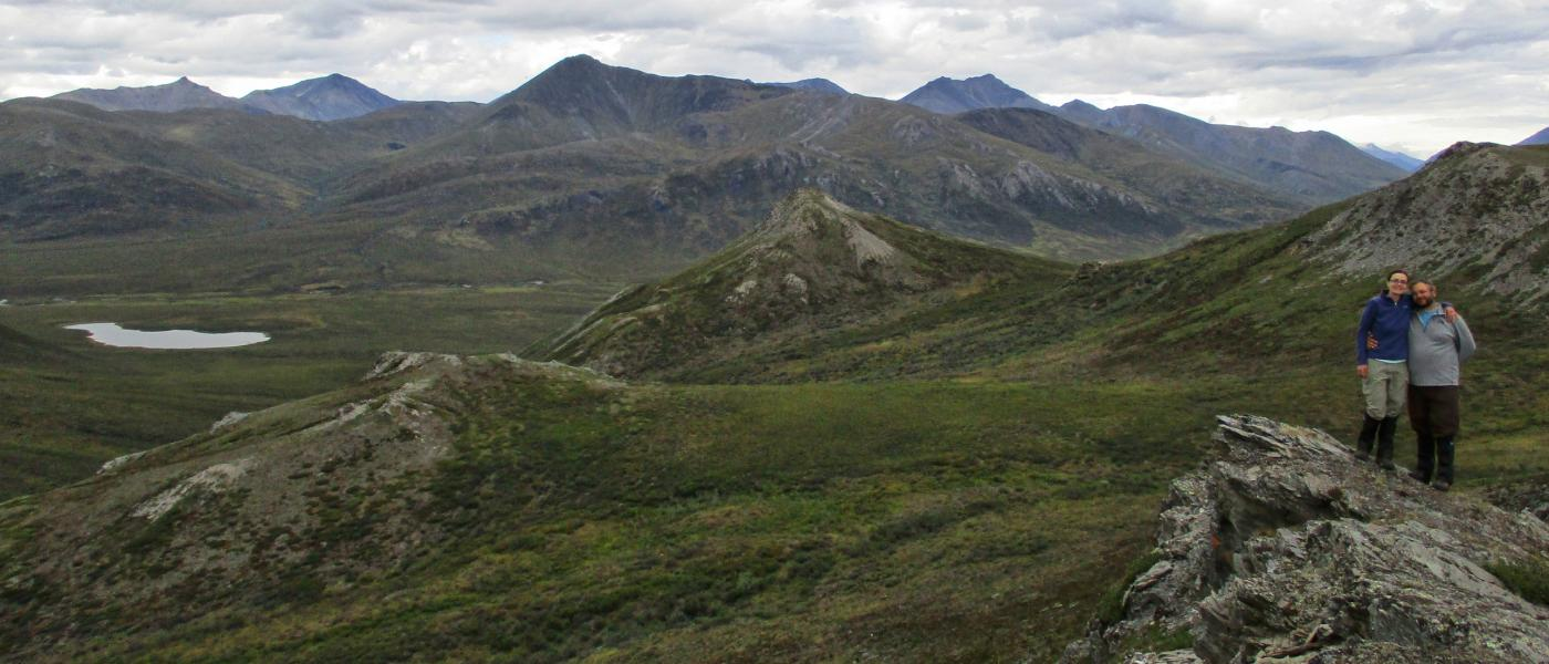 Brooks Range Backpacking Gate Of The Arctic Easter