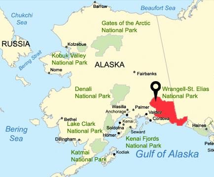 Wrangell St Elias National Park Alaska Guided Alaska Hiking And Backpacking Adventures