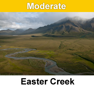 Easter Creek - Brooks Range