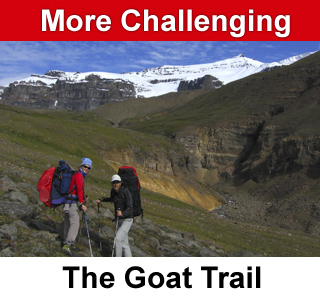 Goat Trail (Skolai Pass to Wolverine)