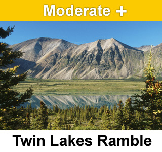 Twin Lakes Ridge Ramble