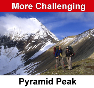 Pyramid Peak Traverse