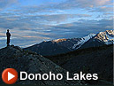 Donoho Lakes Glacier Trek