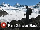 Fan Glacier Basecamp